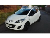 2015 Mazda 2 1.3 petrol White Edition