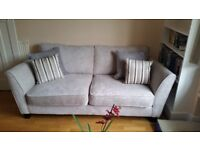 Comfy, Stylish Sofa for Sale - Only One Year Old