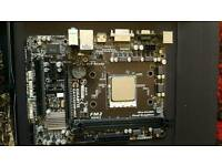 Amd athlon 750k 4ghz quad core with gigabyte motherboard