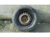 Mercedes 15inch wheel