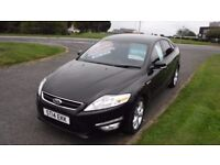 FORD MONDEO 2.0 GRAPHITE TDCI,2014,1 Lady Owner,Alloys,Air Con,Privacy Glass,Full Service History