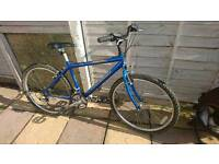 Teenagers to small adult size 26 inch wheels good working order Raleigh make