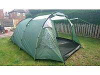 Trespass 6 Man Tunnel Tent brand new