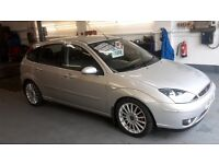 GENUINE LOW MILEAGE FORD ST170 FOCUS. First to see will BUY. Full service history! Immaculate.