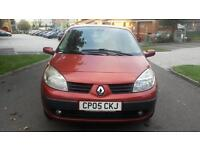 Renault grand scenic 7 seater 1.6 petrol 12 months mot Hpi clear excellent drive