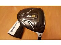 2016 Taylormade M2 3 Wood