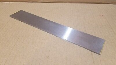 O1 Tool Steel 18 Thick 2 Wide 12 Long Bar Knife Making Stock Billet