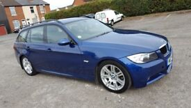 BMW 320d M Sport Touring Automatic