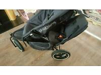 Phil&teds double buggy very cheap
