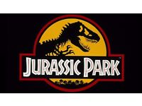 2x Jurassic Park in Concert at the Royal Albert Hall - **ARENA A** SEATS 5th November 19:30