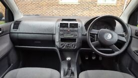 VW POLO 1.4 PETROL WITH NEW M.O.T