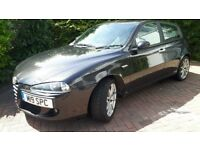 ALFA 147 TI JTDM16V LUSSO 150PS SPARES OR REPAIR