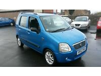 SUZUKI WAGON R CHEAP AND RELIABLE 1 YEARS MOT PX WELCOME £695