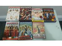Desperate housewives series 1-7