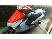 50cc peugeot vclic scooter moped 125cc