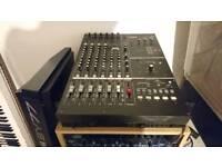 Yamaha mixer N8