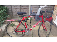 Specialized EN14781 Road Racing medium Bike