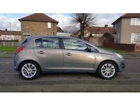 2011 11 plate Vauxhall Corsa 1.2 Petrol Manual 5 door, Beige