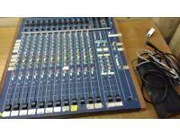 Mixing/Sound Desk - Vintage Allen & Heath SR-12