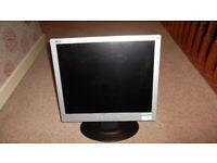 Acer Computer Monitor. 47cm. VGA connection