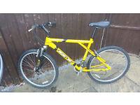 GT aggressor mountain bike £70ono