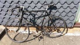 Raleigh Record Sprint, Reynolds 501 frame, needs attention