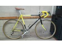 """80's Retro Racer Racing bicycle 58cm 23"""" large"""