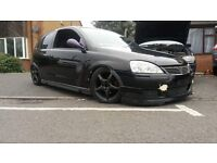 Quick sale corsa 1.8 sri