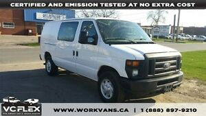 2009 Ford E-250 5.4L V8 Sliding Door&Power Options