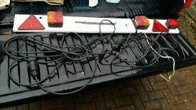 Light Board incl Looong Extension Lead