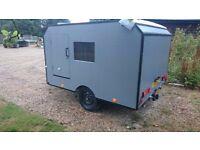 Caravan Camping trailer