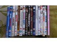 17 dvd s mix lot