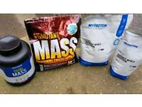 Mass supplement