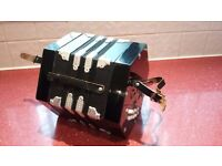 """20 Key Scarlatti Type Anglo Concertina as new, plus """"Absolute Beginners"""" Guide"""