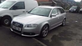 For sale A4 Avant 2.7 TDI Sline. 2008