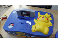 Collecters Nintendo 64 Pokemon Pikachu Edition Swap for a Wii U / PS4 / Xbox 1