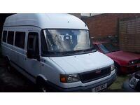 Ldv convoy 16 seat minibus genuine 37,000 miles
