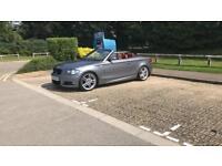 BMW 1 SERIES CONVERTIBLE 120i