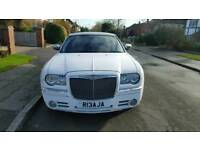 Chrysler 300c 3 owners great car quick sale
