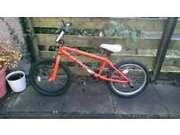 Boys Halfords Bmx Bike