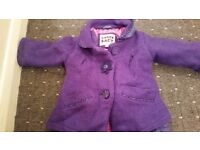 6 to 9 months ted baker coat