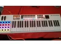 Code 49 Midi Keyboard