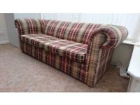 Large sofa, very cheap!