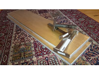 IKEA EKBY Shelves and mounting brackets (new)