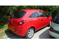 1 OWNER VAUXHALL CORSA 2009 12CC CLEAN IDEAL 1ST CAR