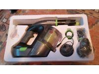Gtech Multi Mk2 ATF006 handheld cordless bagless vacuum cleaner hoover