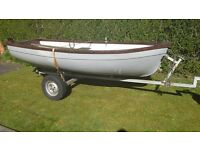 10 ft boat with trailer
