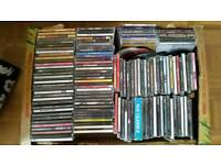 Job lot of 135 CD'S