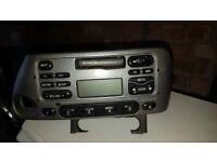 CD Radio for ka 2001