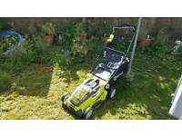 Rechargeable Lawnmower